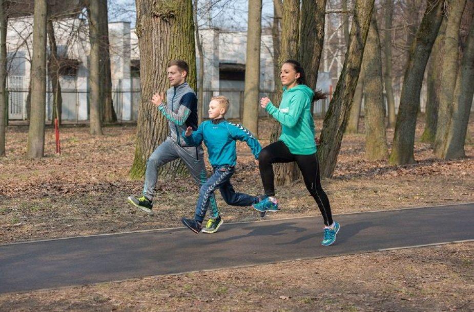 Pavasarinis bėgimas