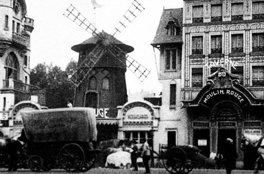 """Kadras iš filmo """"Paryžius, 1900-ieji"""""""