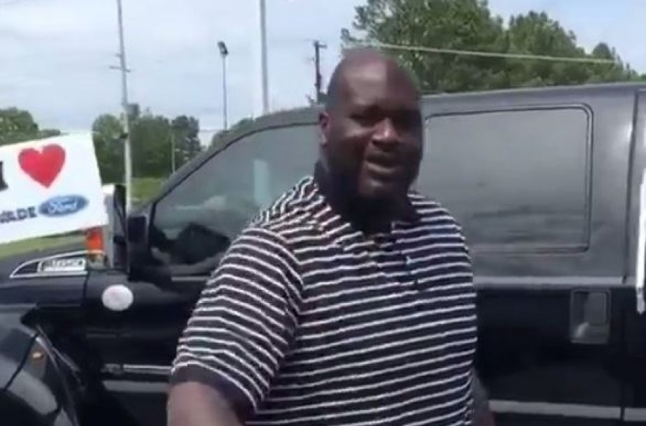 Shaquille'as O'Neal'as