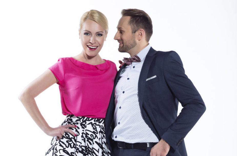 Vitalijus Zuikauskas ir Jurgita Drabatienė