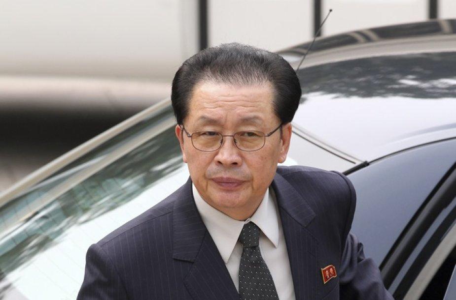 Jang Song Thaekas