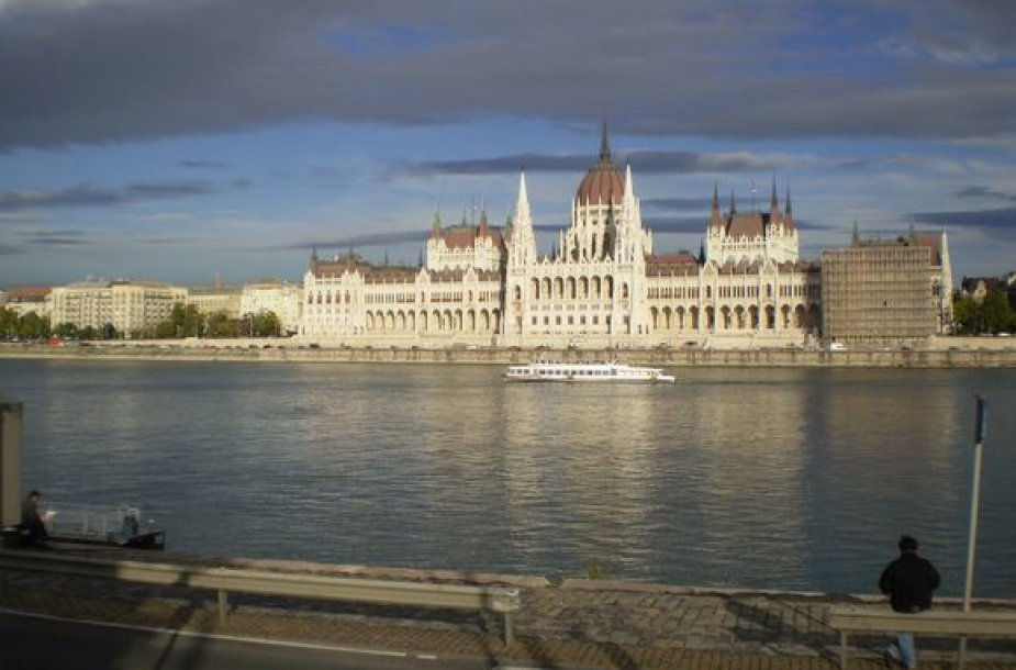 Budapešto panorama