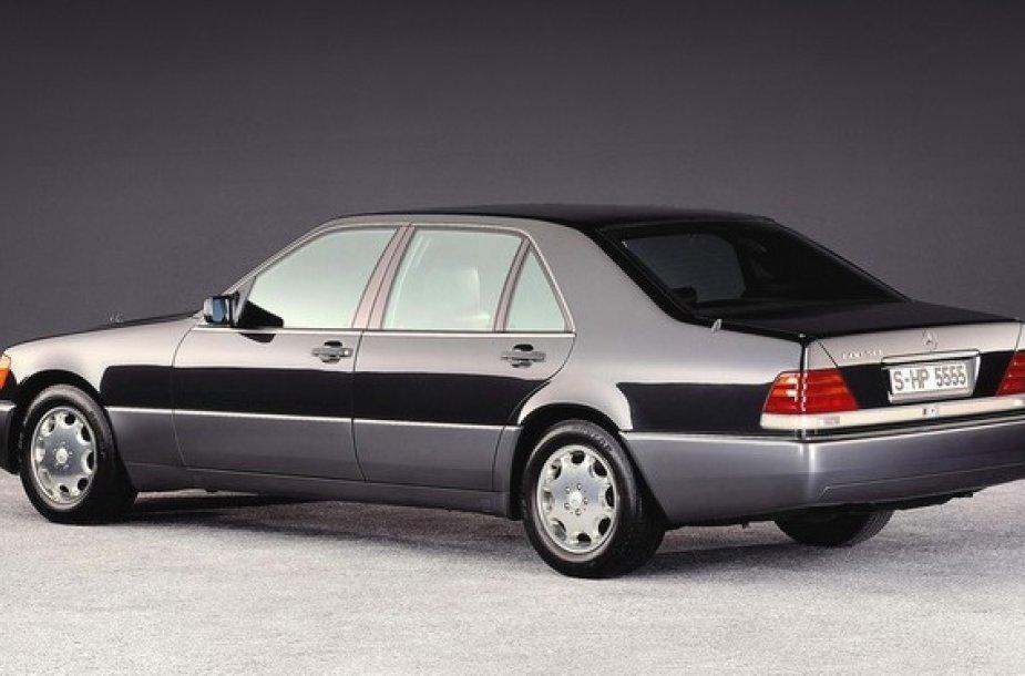 """""""Mercedes-Benz 600 SEL"""""""