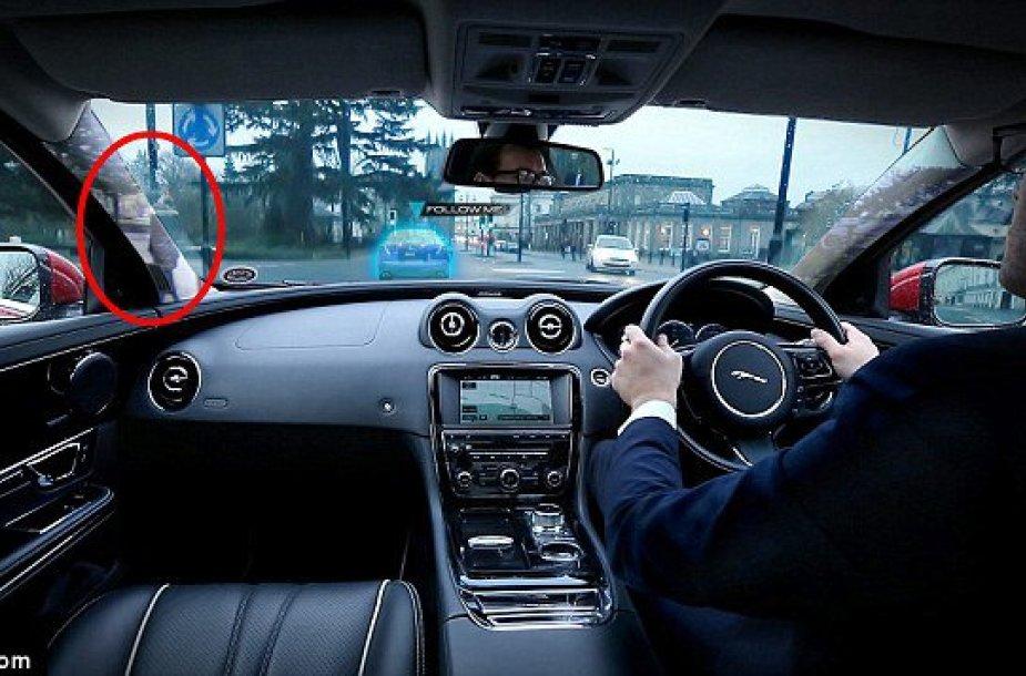 """Jaguar"" technologija"