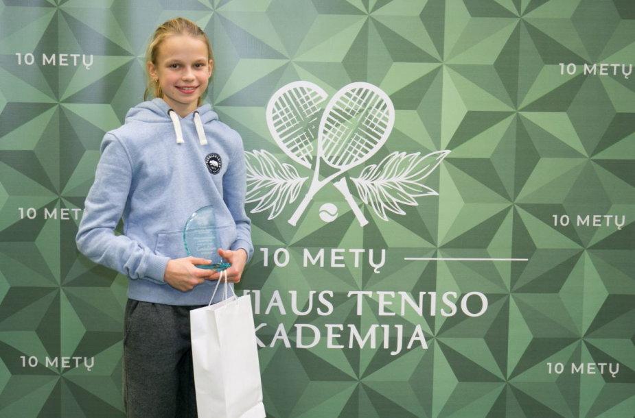 Jaunių teniso turnyras