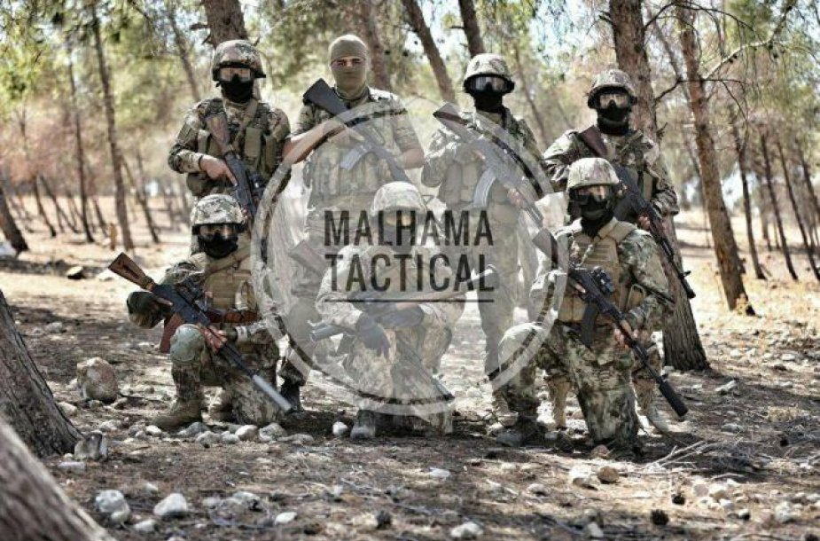 """Malhama Tactical"""
