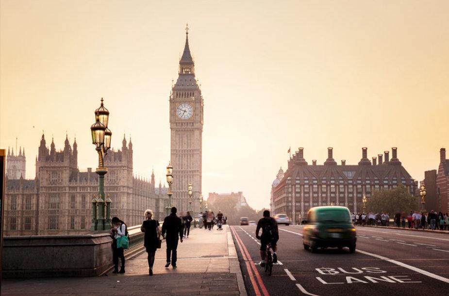 Big Benas, Londonas, Didžioji Britanija
