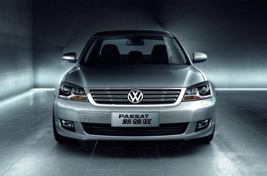 "Kinijos rinkai skirtas ""Volkswagen Passat"""