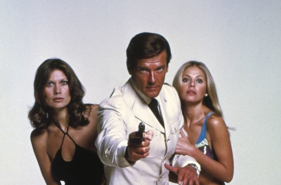 Rogeris Moore'as