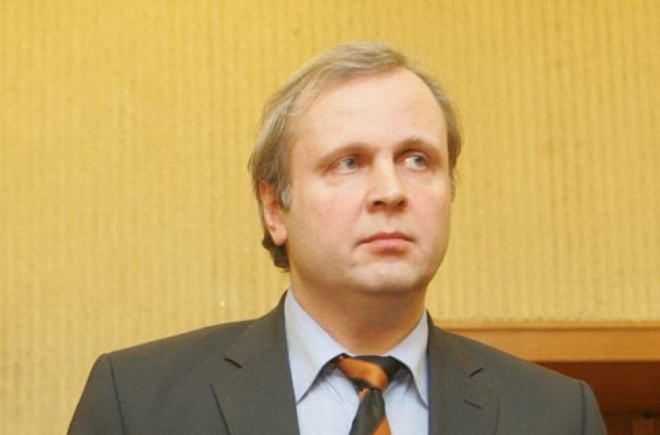 Albinas Januška/ O.Posaškovos nuotr.