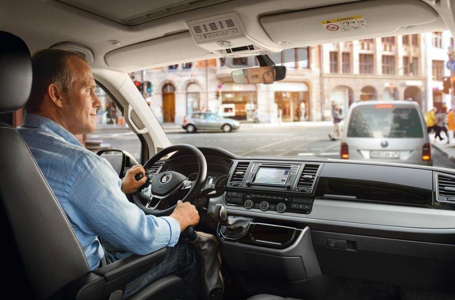 Vairuotojų apklausa
