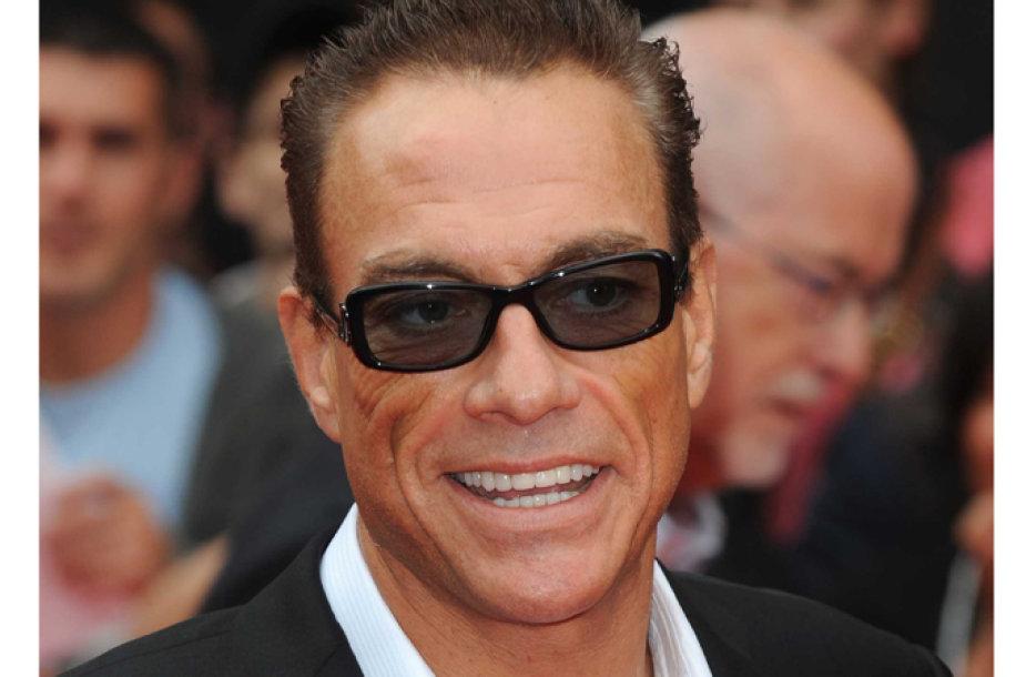 Jeanas-Claude'as Van Damme'as