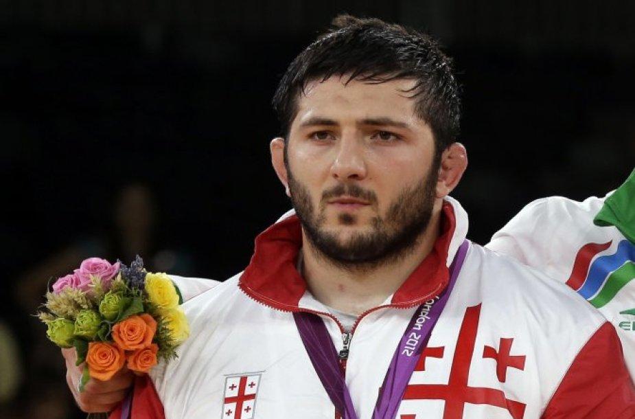 Davitas Modzmanašvilis