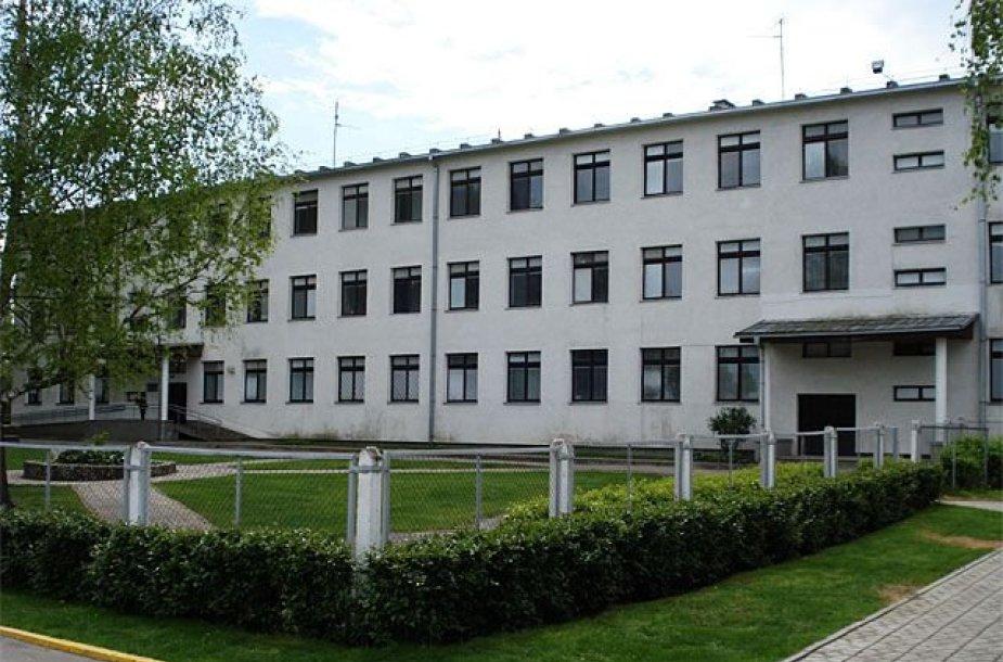 Ruklos pabėglių priėmimo centras