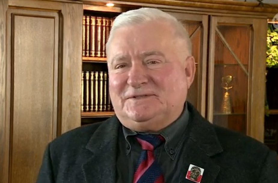 Lechas Walęsa