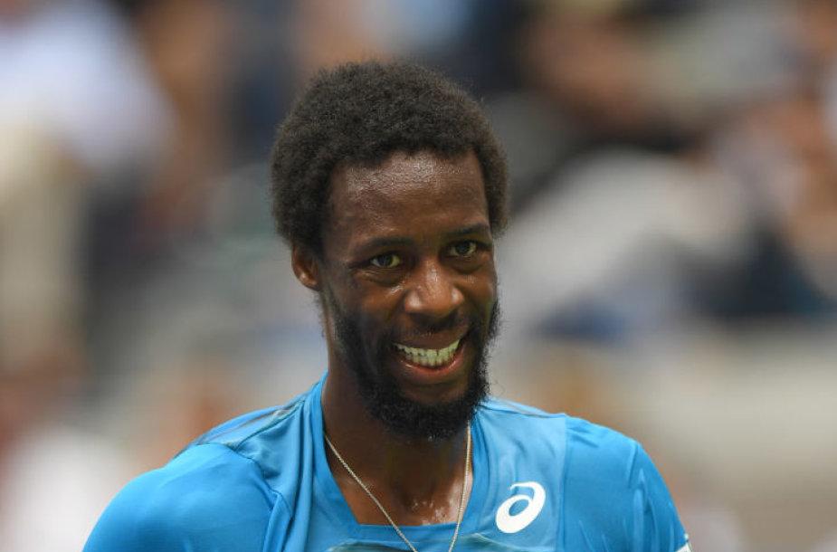 """Novakas Džokovičius """"US Open"""" pusfinalyje nugalėjo Gaelį Monfilsą"""