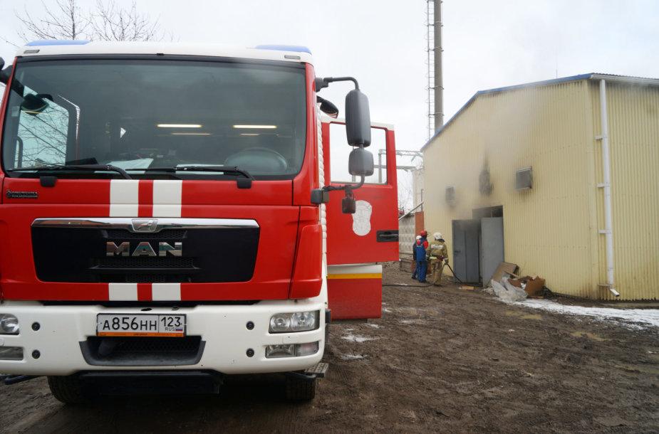 Rusijos ugniagesiai