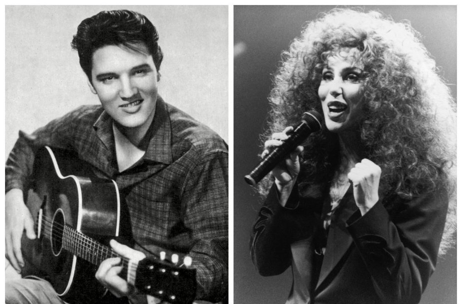 Elvis Presley, Cher