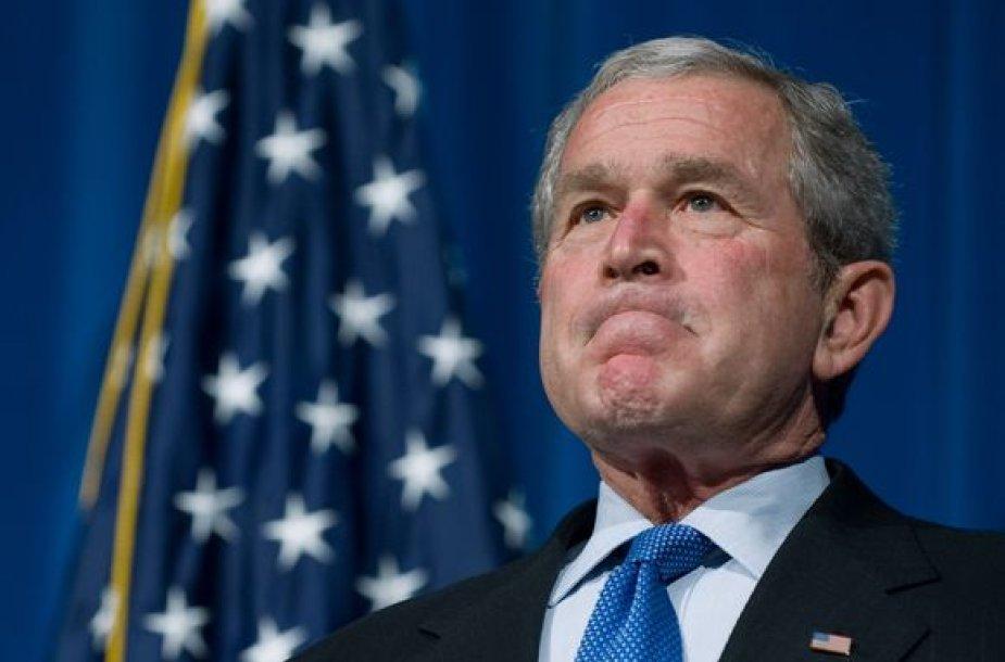George'as W. Bushas
