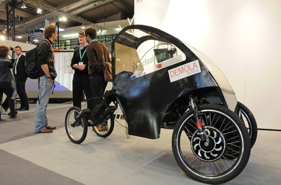 """""""Smart EV"""" elektromobilis"""