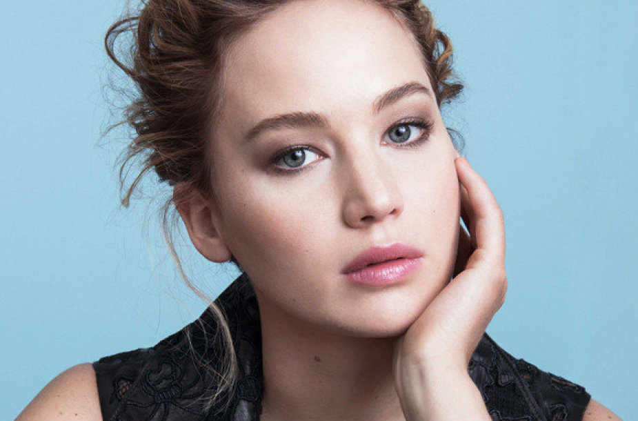 Aktorė Jennifer Lawrence