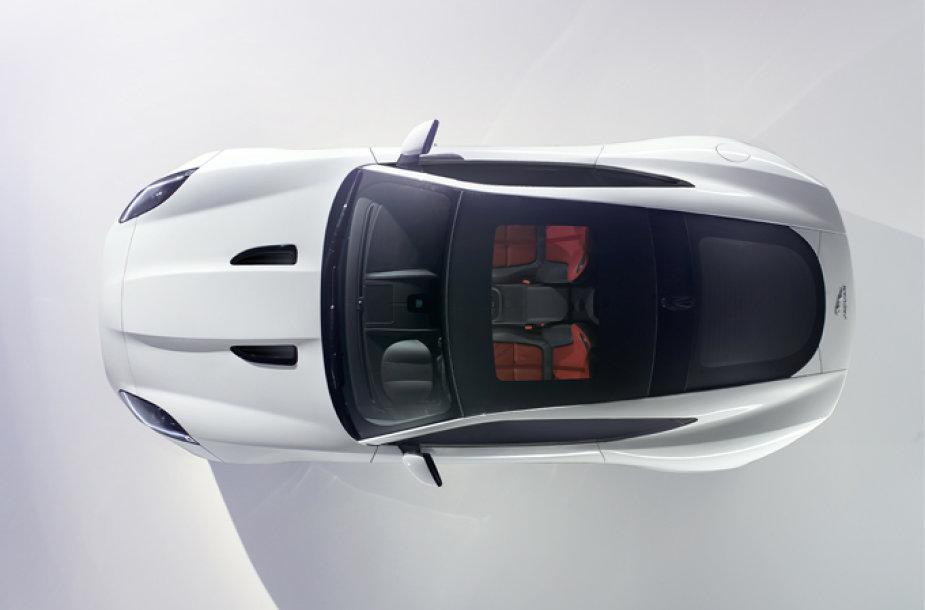 """Jaguar F-type Coupe"""
