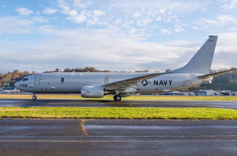 """Žvalgybinis lėktuvas """"P-8A Poseidon"""""""