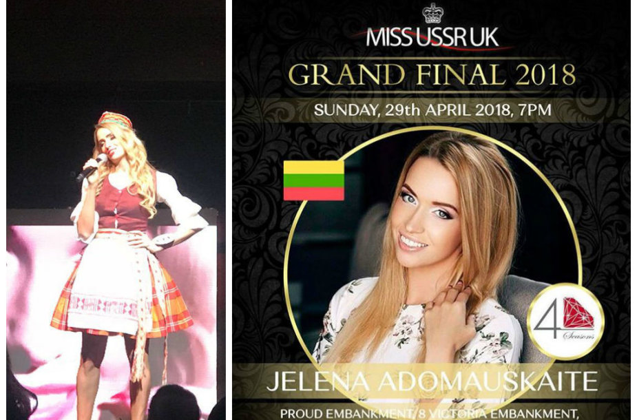 Jelena Adomauskaitė
