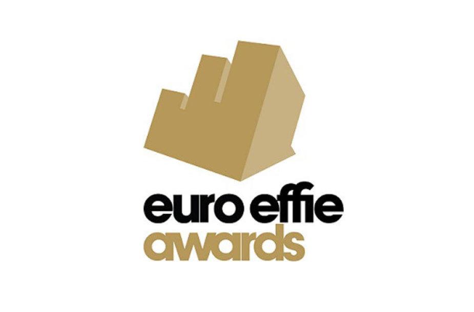 """""""Euro Effie"""" reklamos apdovanojimų logotipas"""