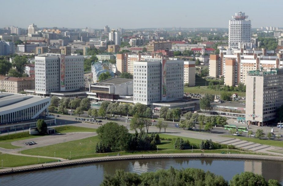 Iš Minsko į Vilnių prieš septynerius metus atvažiavęs Artūras mėgaujasi laisve.