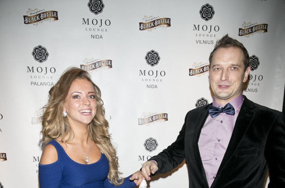 Monika Šalčiūtė ir Ugnius Kiguolis