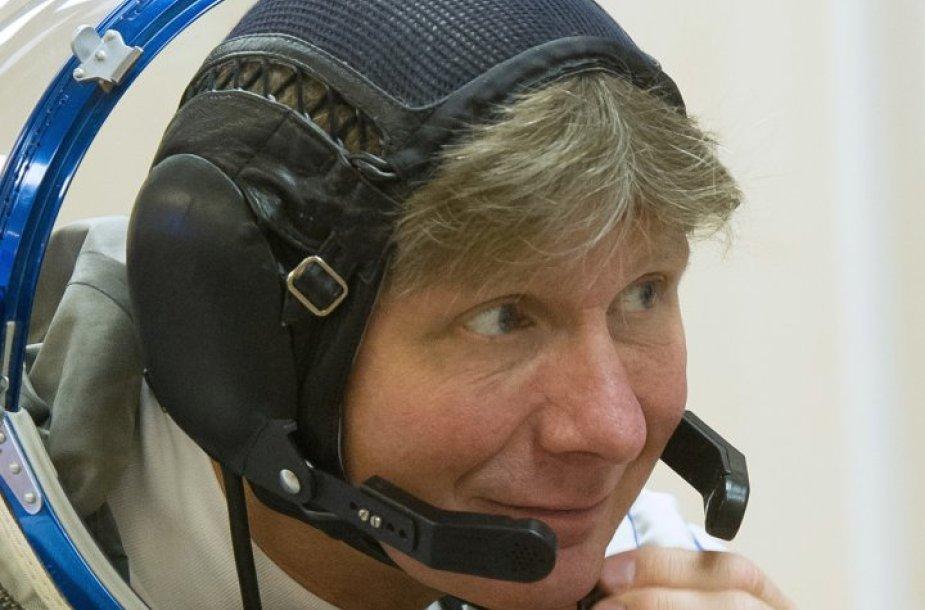 Rusijos kosmonautas Genadijus Padalka