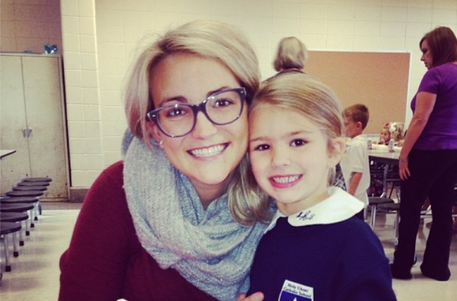 Jamie Lynn Spears su dukra Maddie