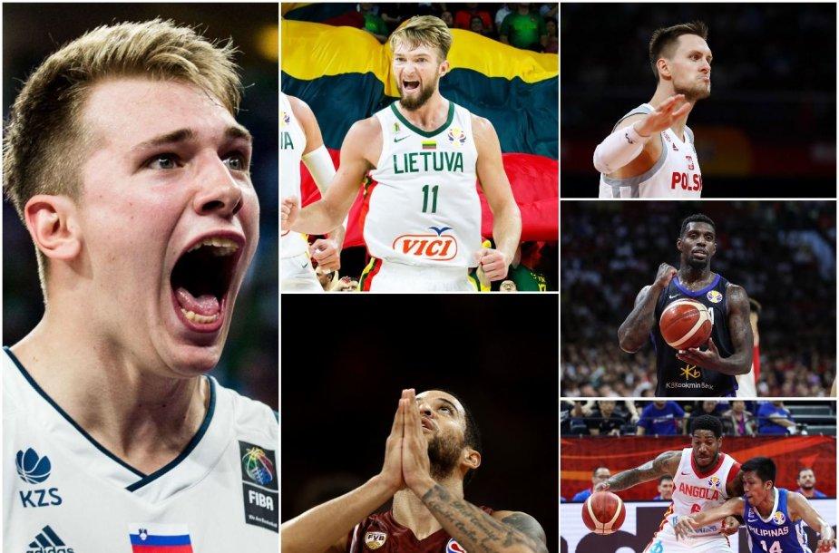 Olimpinės atrankos turnyre Kaune kovos Lietuvos, Slovėnijos, Lenkijos, Angolos, Venesuelos ir Pietų Korėjos komandos.