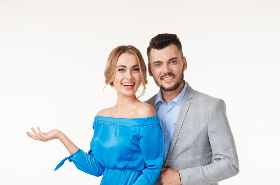 Ieva Stasiulevičiūtė ir Tadas Rimgaila