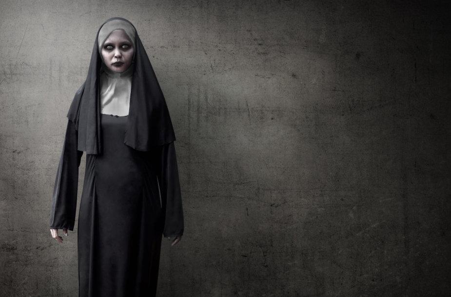 Velnio apsėsta vienuolė