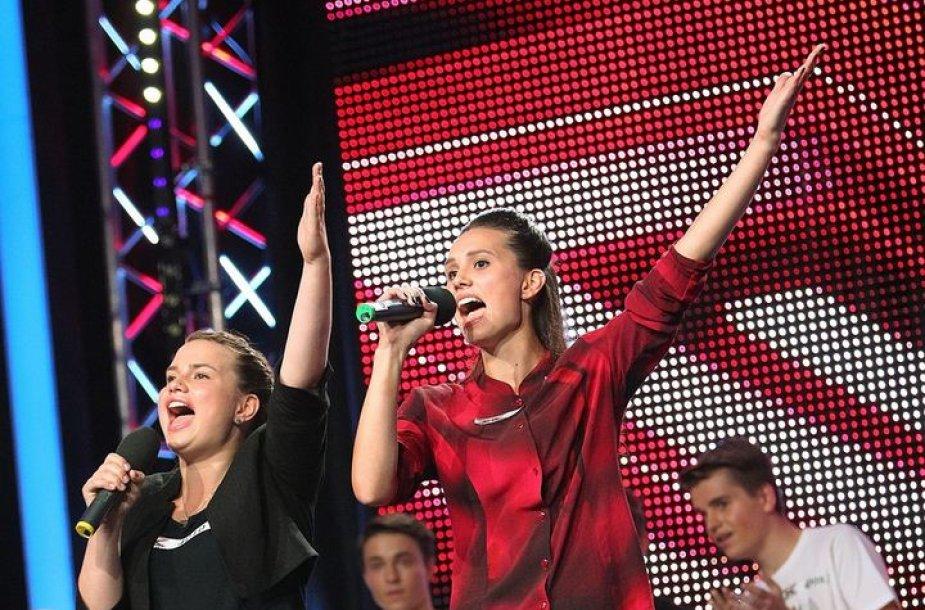 Barbora ir Viktorija Guželytės