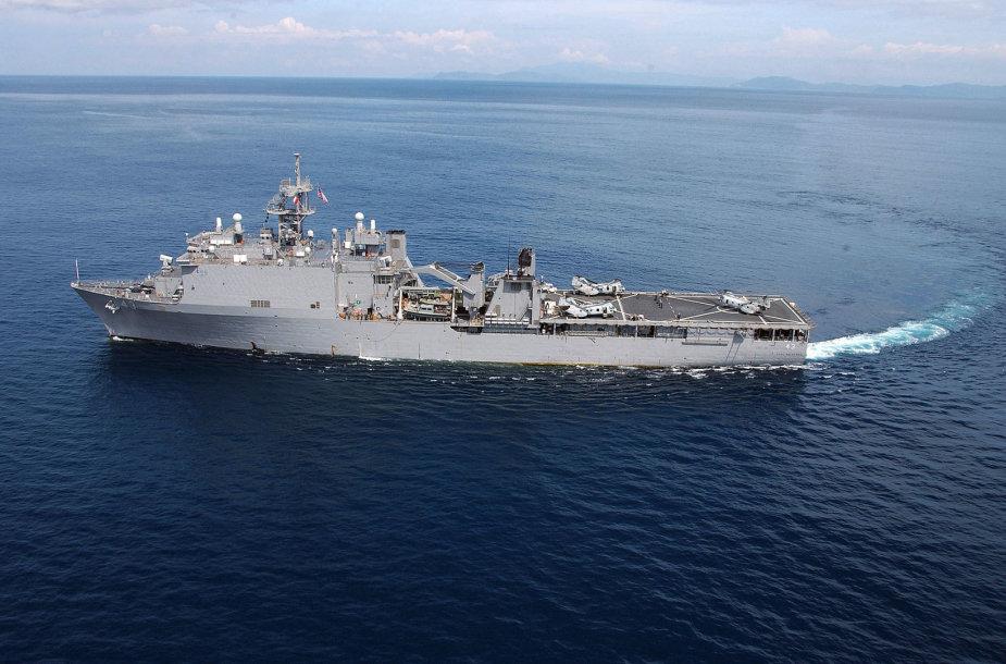 "Karo laivas ""Fort McHenry"""