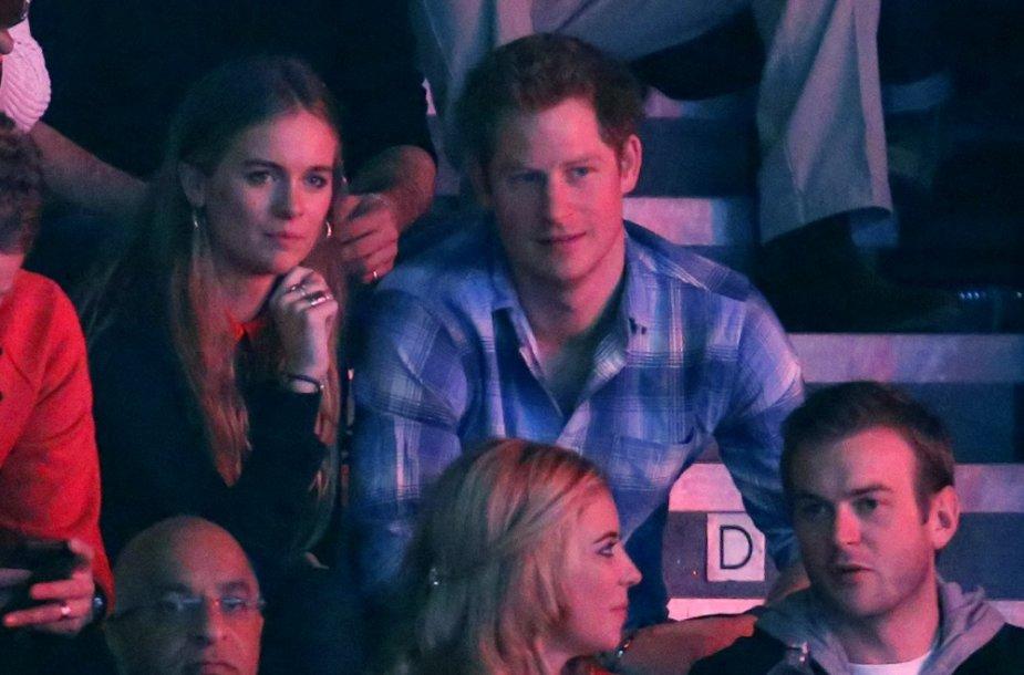 Princas Harry ir Cressida Bonas