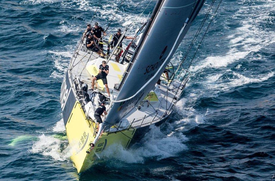 Jachtų lenktynės