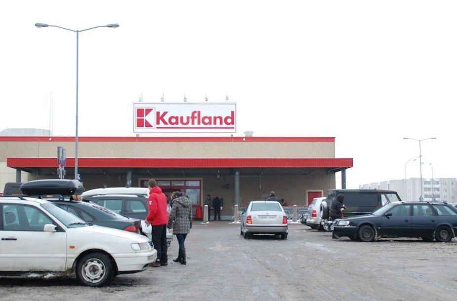 """Prekybos centras """"Kaufland"""""""
