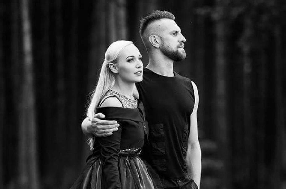 Indrė ir Mantas Stonkai