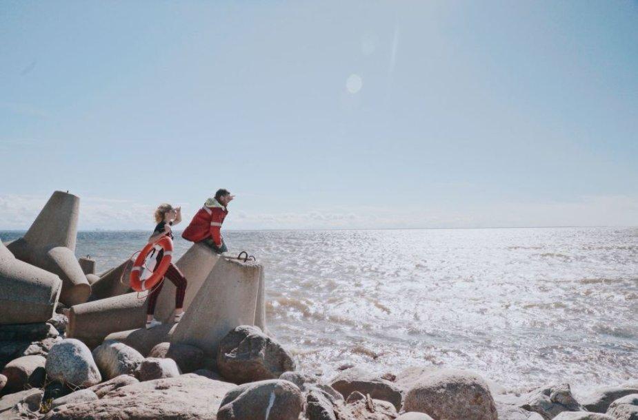 Lunos ir Achilleas keliauja Baltijos maršrutu