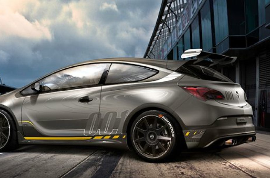 """""""Opel Astra VXR"""""""