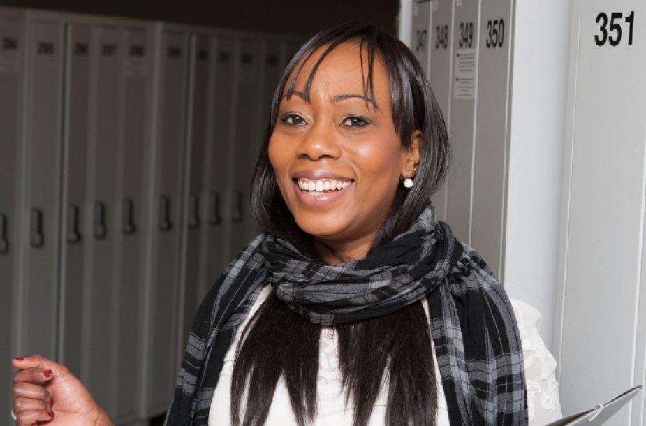 Keisha Laraine Ingram