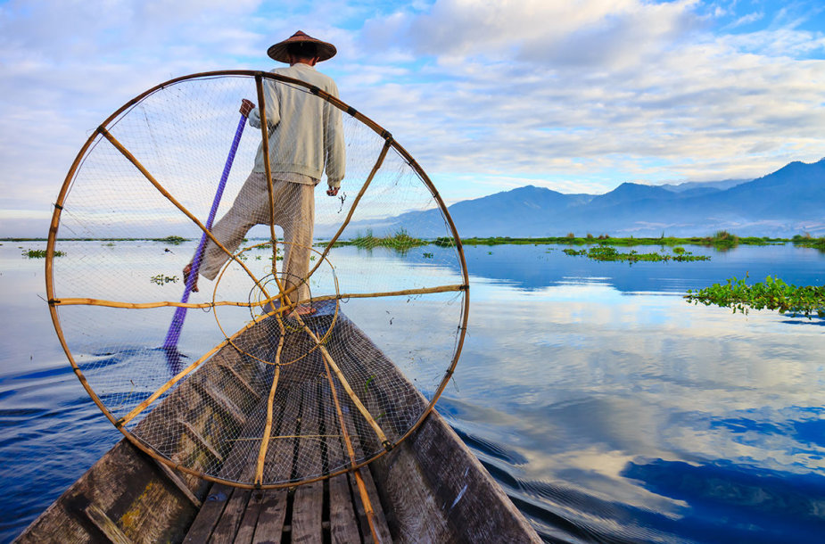 Inle ežeras