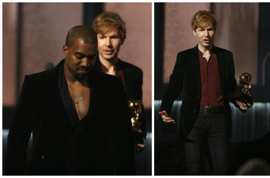 Kanye Westas ir Beckas