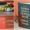 TOP 6: įsimintiniausios balandžio mėnesio knygos