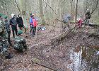 Šimkaičių girioje atrado svarbų bunkerį