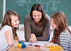 """Projektas """"Tęsk"""" – mokytojo padėjėja pati stojo prieš pradinukų klasę"""